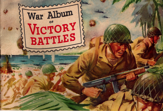 War-Album-of-Victory-Battles-Cindy-Entriken