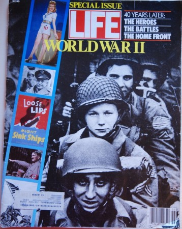 WWI and WWII in LIFE