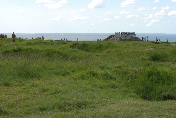 D-Day, 2014 Craters