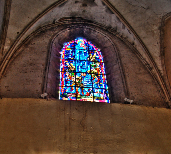 D-Day, 2014 paratroopers' window